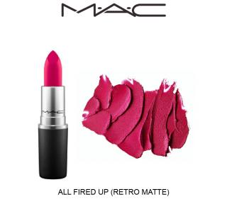 Mac Lipstick Turaco-27